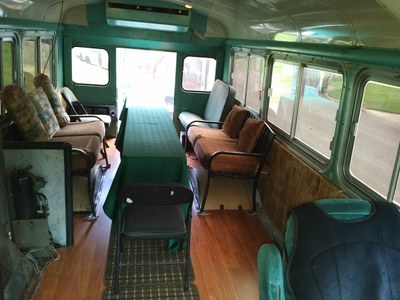 RPG Bus Interior