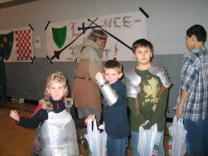 kids in armor thanks to sir weizel sca